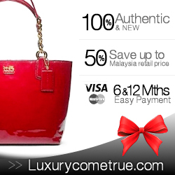 Luxury bags for Less