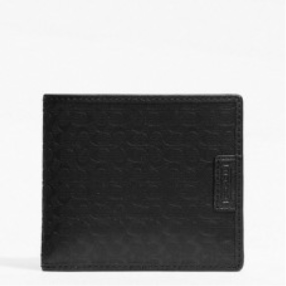 Men Wallets, Coach
