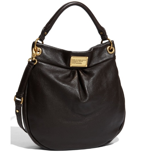 Marc By Marc Jacobs Classic Q Hillier Hobo - Fudge 0, 1490, Hobo, N/A